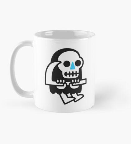 Grim Reaper Guy Mug