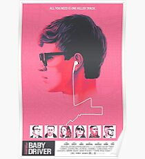 baby Best Seller driver POSTER Poster