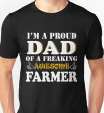 Farmer Dad Gifts Merchandise