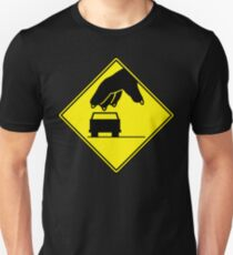 MACROS AHEAD Unisex T-Shirt
