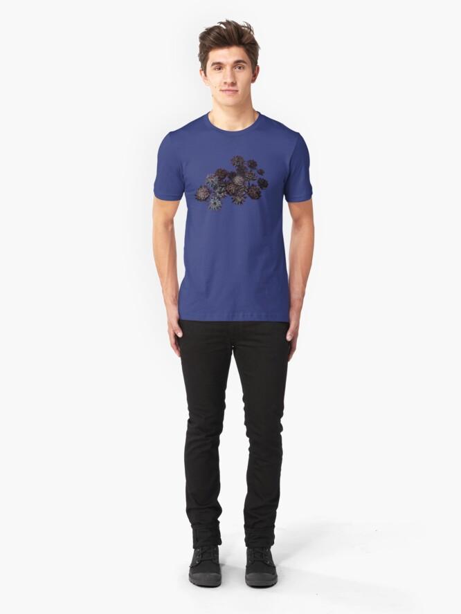 Alternate view of Astrantia Fantasy Slim Fit T-Shirt