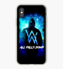 The New Look Of Alan Walker iPhone Case