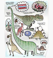 Dino Dreams Poster