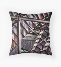 Forgery Throw Pillow