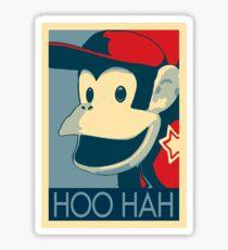 Diddy Kong - Hoo Hah Sticker