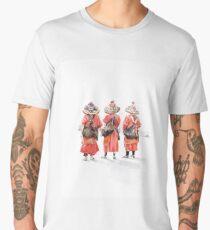 Water sellers in Marrakesh Men's Premium T-Shirt