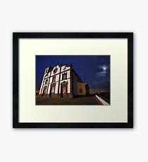Sao Roque church, Azores Framed Print