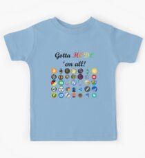 Bitcoin T-shirt Crypto Digital Currency BTC Mining Coins HODL Kids Tee