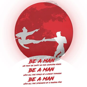 I'll make a man out of you by KarmaMek