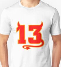 Lucky Devil 13  Unisex T-Shirt