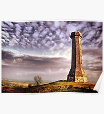The Hardy Monument Poster