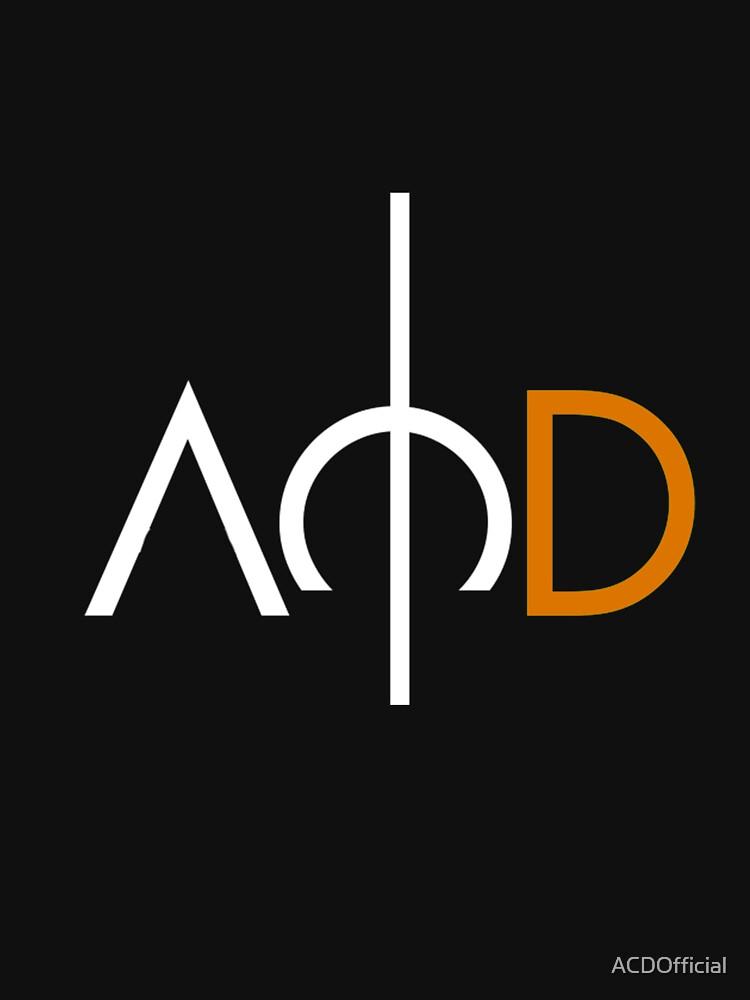 Ein Clique Dokumentarfilm: Logo Print von ACDOfficial