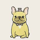 French Bulldog - The Little Gentleman by zoel