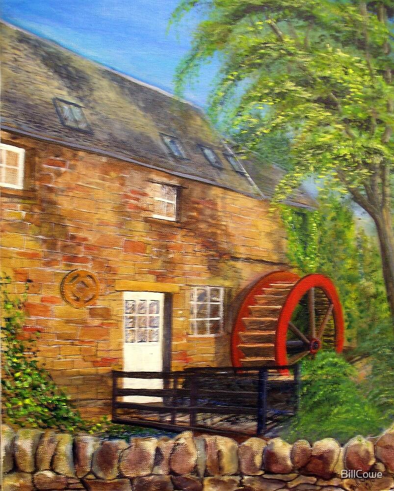 The Old Mill, Blyth Bridge by BillCowe