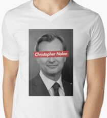 Christopher Nolan Men's V-Neck T-Shirt