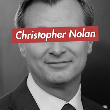 Christopher Nolan by AgustiLopez