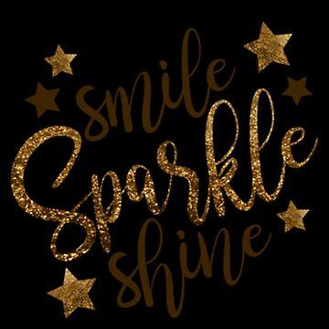 Smile sparkle shine by Rajaljain
