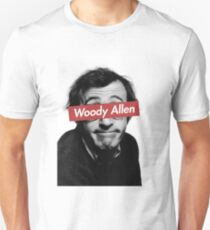 Camiseta ajustada Woody Allen