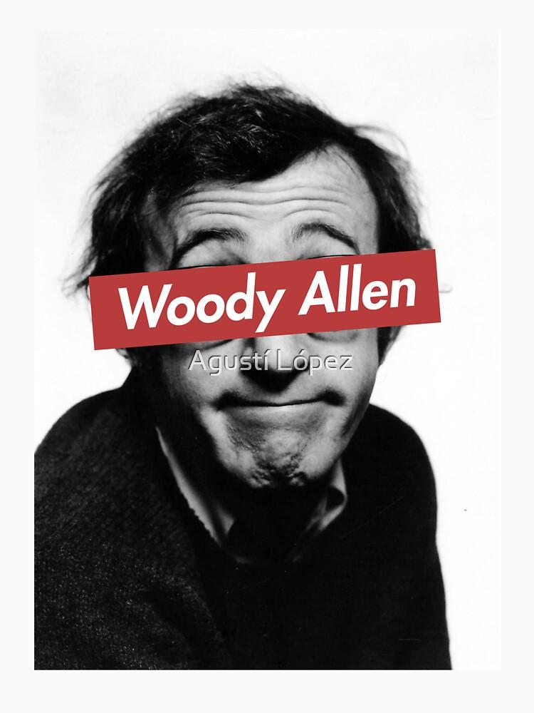 Woody Allen de AgustiLopez
