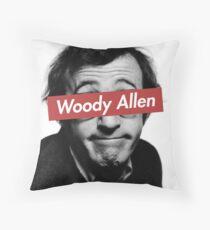 Woody Allen Floor Pillow