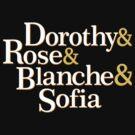 Golden Girls TV Show Shirt by BootsBoots