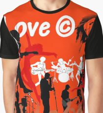 I love Music by iLove Graphic T-Shirt