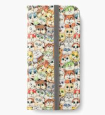 CATs iPhone Wallet/Case/Skin