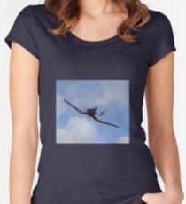 F-4U Corsaire [comics edition] 2 Women's Fitted Scoop T-Shirt