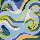 Pris dans la maree by Patricia Lortie