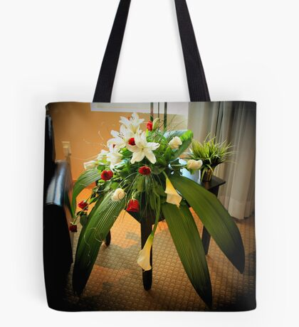wedding flower Tote Bag