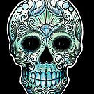 Sugar skull by Nick Ford