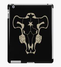 Black Bull - Black Clover iPad Case/Skin