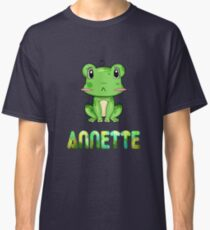 Annette Frog Classic T-Shirt