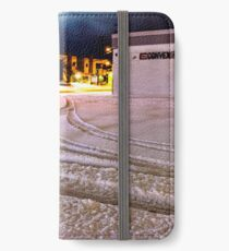 Tracks in the Snow iPhone Wallet/Case/Skin