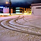 Tracks in the Snow by Erick Sodhi