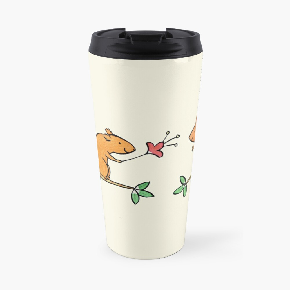 Tickle Tickle Little Squirrel Travel Mug