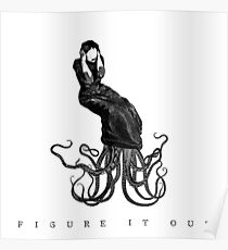 Royal Blood - Figure it out  Poster