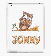 Jonny Owl iPad Case/Skin