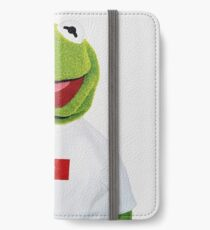 Supreme Kermit Thicc Shirt iPhone Wallet/Case/Skin