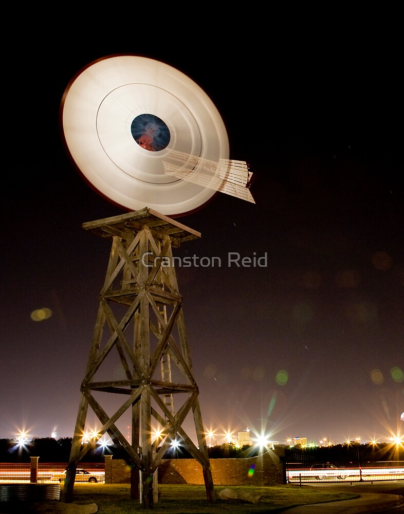 """Spinning Wheel"" by Cranston Reid"
