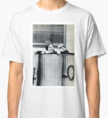 Carrie Fisher In A Bin Classic T-Shirt