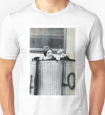 Carrie Fisher In A Bin Unisex T-Shirt