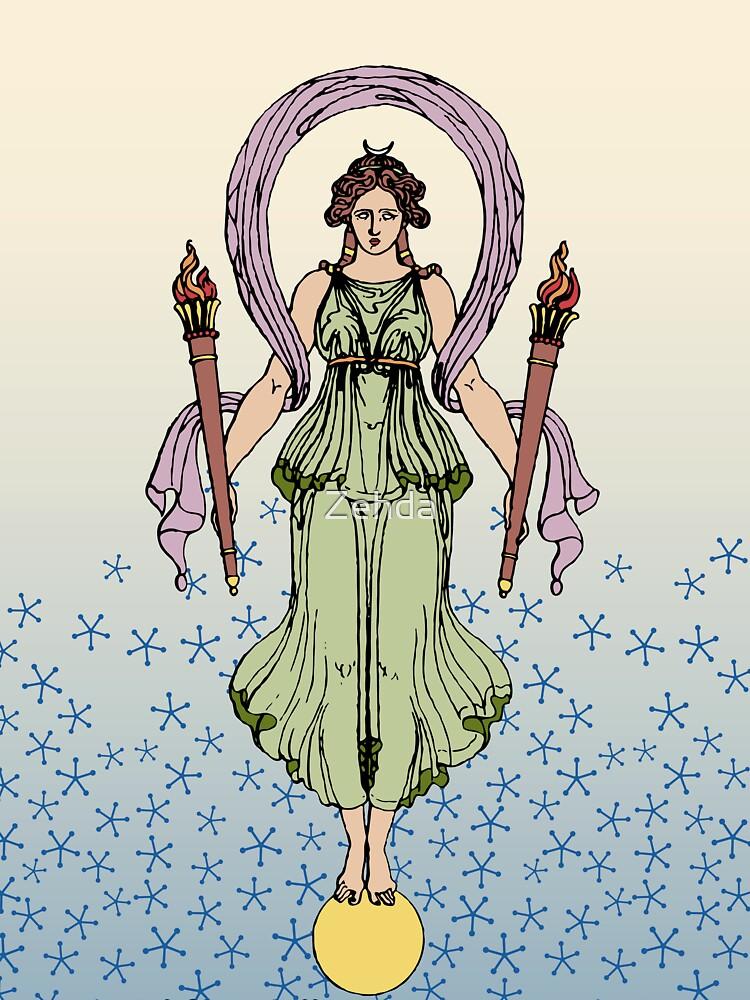 Goddess by Zehda