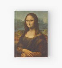 Mona Lisa Leonardo da Vinci Hardcover Journal