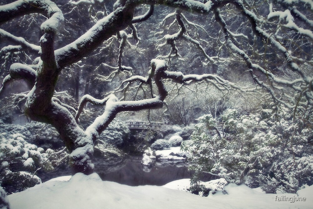 Snowfall in Eden by failingjune