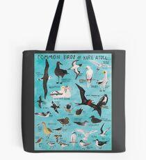 Gemeinsame Vögel von Kure Atoll Tote Bag