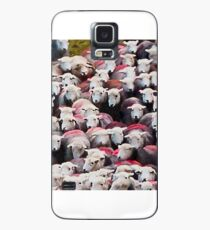 Herdwick Painterly Impression V1 Case/Skin for Samsung Galaxy