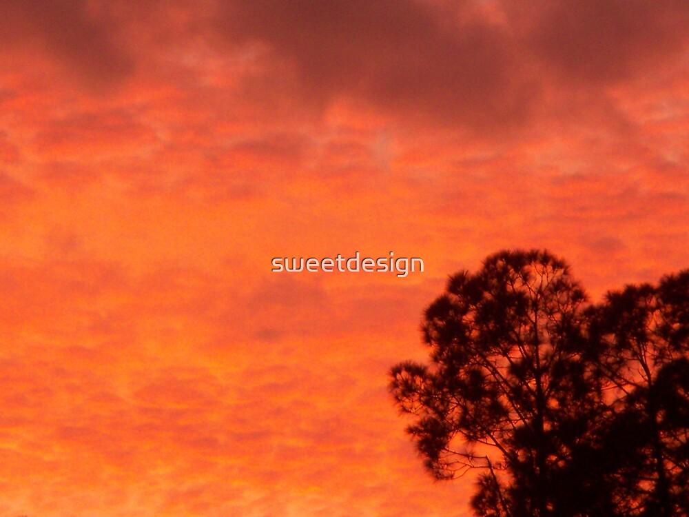 Glowing Skies by sweetdesign
