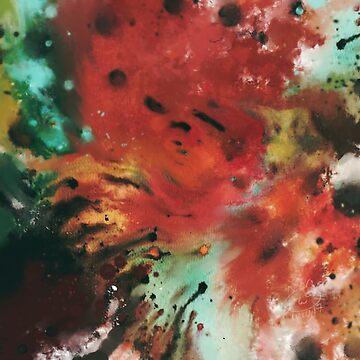 splatter by Lyxy