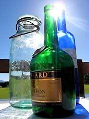 Bottles. by brodie